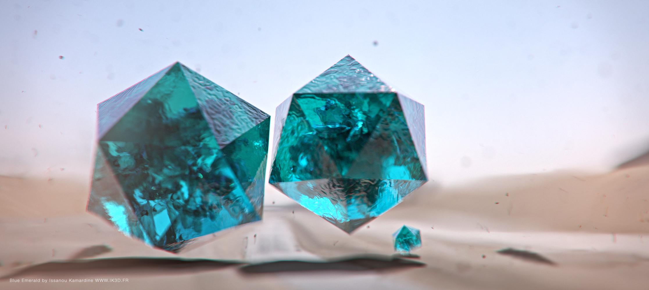 Blue Emerald